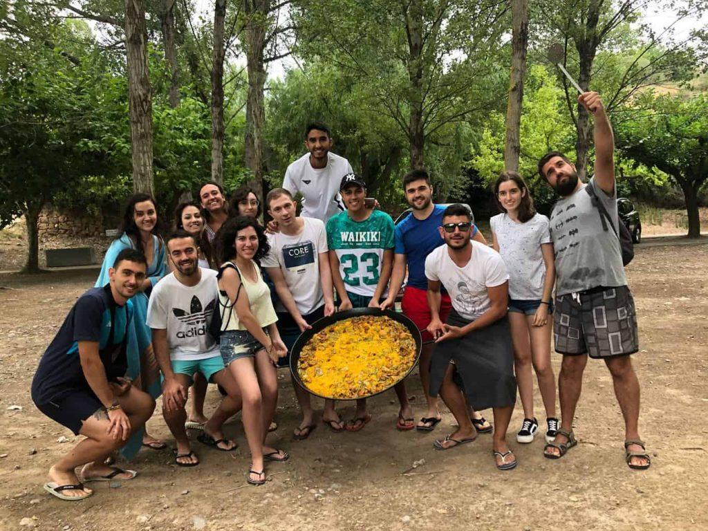 Campi di volontariato in Spagna