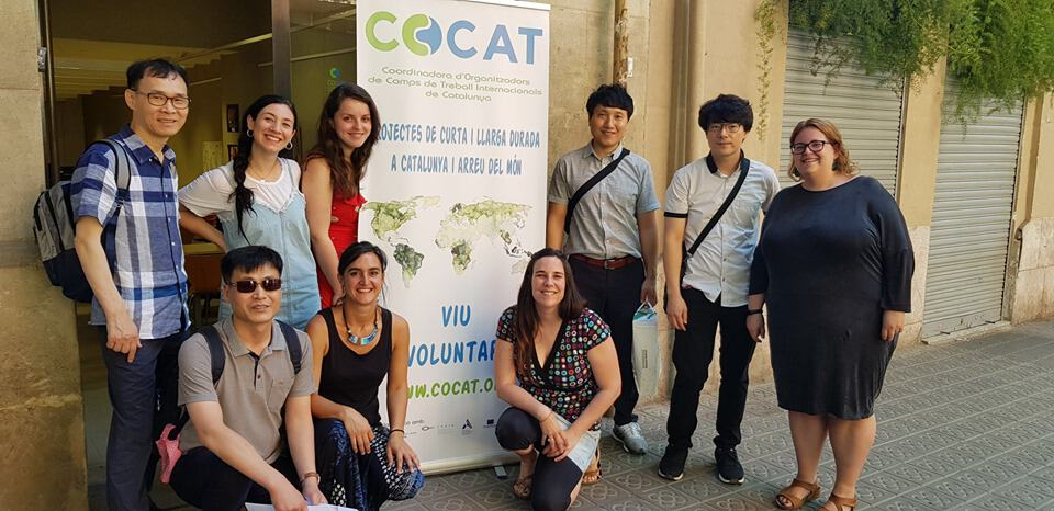 Progetto ESC a Barcellona