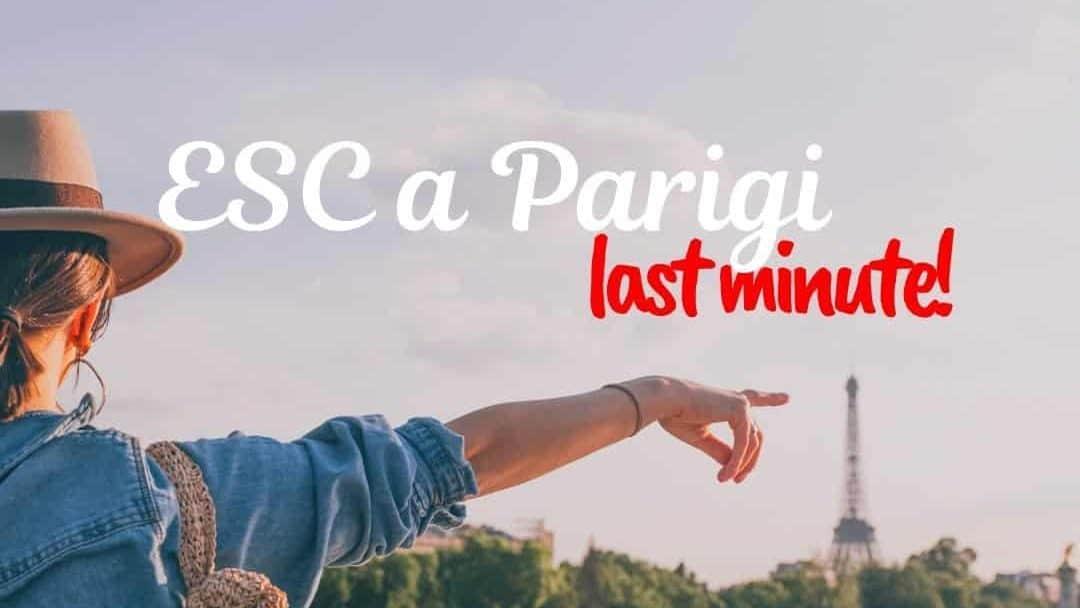 ESC a Parigi